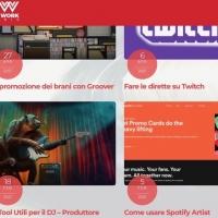 Jaywork Music Group: blog, newsletter e il suono di Diego Broggio (DB Boulevard)