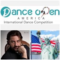 Antonio Desiderio è il nuovo direttore artistico del Dance Open America