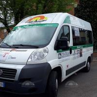 Nuovo mezzo per il trasporto solidale