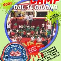 La magia del circo e la spensieratezza dell'estate: è tutto pronto per il Circus Summer Camp, il centro estivo del Piccolo circo dei sogni di Peschiera Borromeo (Milano)