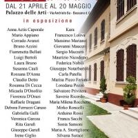 Palazzo delle Arti: tante le splendide opere in mostra nello storico palazzo di Bassano d. G.