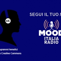 Nasce Mood Italia Radio, la web radio in Creative Commons