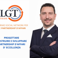 TRADE, ARRIVA IL SOCIAL NETWORK PER COSTRUIRE PARTNERSHIP D'AFFARI QUALIFICATE