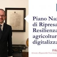 Piano nazionale di ripresa e resilienza, agricoltura e digitalizzazione