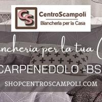 La tua prossima biancheria per la casa la acquisti da Centro Scampoli srl a Carpenedolo.