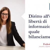 Diritto all'oblio e libertà di informazione: quale bilanciamento?