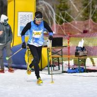 Daniele Cappelletti, 3° nella classifica finale della Coppa Italia di Sky Snow