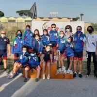 La Feder Club TARANTO Pattinaggio supercampione in Puglia!
