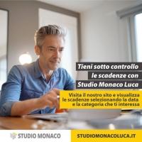 Elaborazione buste paga Roma Nord Studio Monaco Luca