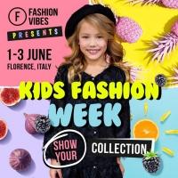 KidWear Milano Fashion Vibes a Firenze il 1° giugno 2021