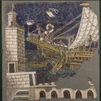 """""""Colori dei Romani. Mosaici dalle Collezioni capitoline"""". In mostra alla Centrale Montemartini la bellezza del mosaico romano."""