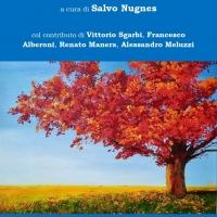 """""""La Poesia e l'Arte"""": in copertina del nuovo libro di Salvo Nugnes l'opera della talentuosa Federica Nobili"""