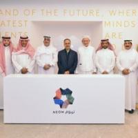 Marchetti Tech srl partecipa al Progetto NEOM, superato ufficialmente l'accreditamento come fornitore