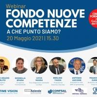 Fondo Nuove Competenze: nuovo webinar Time Vision