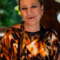 Alessandra Benetatos e l'energia dell'Acqua
