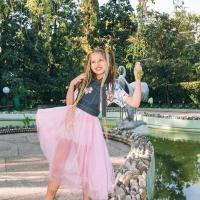 SOFYA TERESHINA alla Giornata Internazionale del Bambino a Firenze