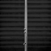 Doccia per esterni by Artis Rubinetterie. Una moderna proposta per l'outdoor