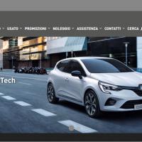 Renord lancia il nuovo sito web  con funzionalità tecnologiche d'avanguardia