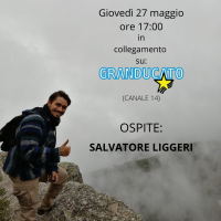 Salvatore Liggeri ospite su Granducato Tv per parlare di Francigena