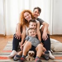 Quando Scattare In Studio o All'Esterno Per Le Foto Di Famiglia?