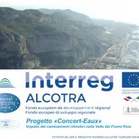 Progetto Interreg Alcotra Concert-Eaux: un workshop sulle conseguenze socio-economiche dei cambiamenti climatici