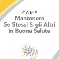 Padova: Continua la consegna di copie di opuscoli sul mantenersi in buona salute