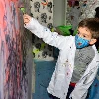 A Firenze il primo Village Art Expo dei bambini