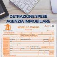 Intermediazione immobiliare: la detrazione fiscale per le spese sostenute