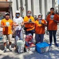Pesaro: Continua l'iniziativa di beneficenza dei volontari La via della felicità a sostegno delle famiglie bisognose.