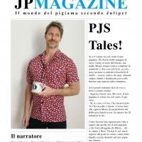 JPMAGAZINE: JULIPET RACCONTA IL MONDO…IN PIGIAMA