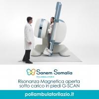 Risonanza Magnetica Aperta sotto carico in piedi G-SCAN | Poliambulatori Lazio Korian