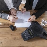 La chiave del successo di ogni teleconferenza? La qualità dell'audio