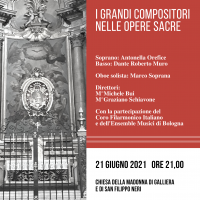 L' Associazione Mozart Italia sede di Bologna riparte dal Barocco