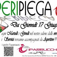 I Parrucchieri Italia Creativa parte un inedito Aperipiega da Giovedì17/06/21 dalle ore 17:00