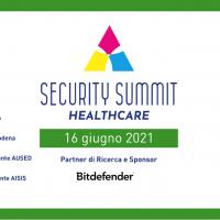 Sanità e Cybersecurity – Tavola rotonda in streaming il 16 giugno, ore 10.00