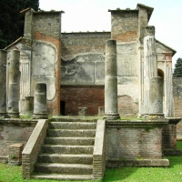 Tempio di Iside Pompei