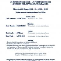 L'impatto delle disposizioni legislative per il covid sulla redazione dei bilanci e la revisione legale: l'analisi in un webinar dell'ODCEC Salerno