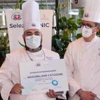 Lo chef Massimiliano Catizzone entra nella Nazionale Italiana Cuochi