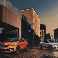COMUNICATO STAMPA: Da Renord arriva il nuovo Renault Arkana