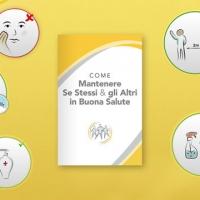 Iniziata la distribuzione degli opuscoli Stay Well nel quartiere di Villanova