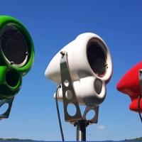 Con Zephyrus Pequod Acoustics porta l'Hi-Pro Audio nelle sale conferenza, in studi, uffici e spazi personali...