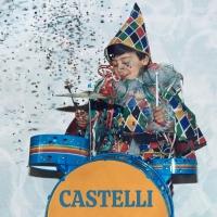 Esce il 18 giugno l'omonimo EP d'esordio di Castelli