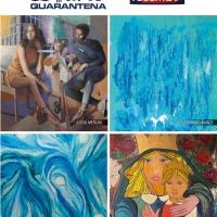 L'Arte in Quarantena: Salvo Nugnes, Paolo Liguori e tanti ospiti illustri allo IULM per la presentazione del libro d'arte dell'anno