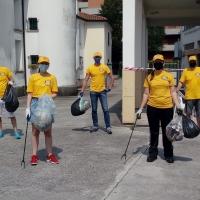 I Ministri Volontari attivi nel quartiere di San Gregorio