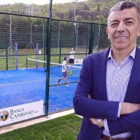 Luca Benvenuti è stato confermato alla guida del Tennis Giotto