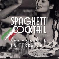 Spaghetti Cocktail: nuovo concept aperitif domenicale della Terrazza Lounge Hilton Sorrento Palace