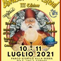 Abracadabra Festival III Edizione - 10 e 11 Luglio Genova - Magia, Spettacoli e Cultura in un parco incantato