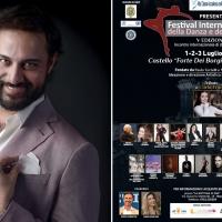 Antonio Desiderio festeggia lo Schiaccianoci D'Oro a Nepi e un'estate ricca di progetti
