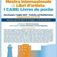 Mostra internazionale di Libri d'artista - I CARE: Livres de poche