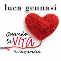 """Luca Gennasi presenta la sua opera autobiografica """"Quando la VITA ricomincia"""""""